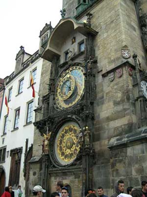 The Old Town Clock