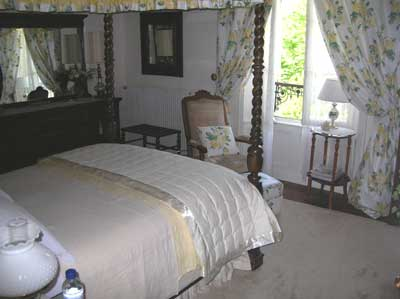Our room - the Yellow Rose Suite