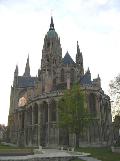 Cathedral of Bayeaux