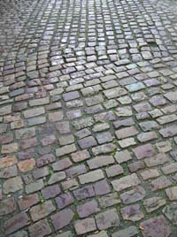 Normandy cobbles