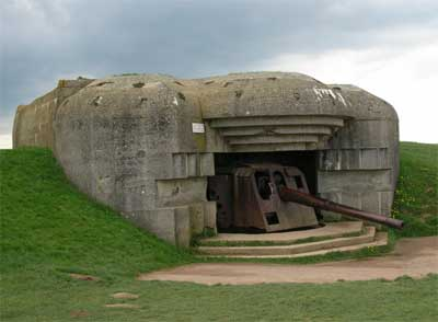 A German bunker