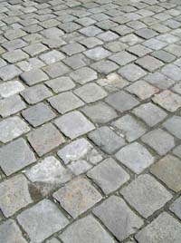 Paris cobbles