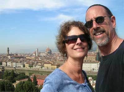 At Piazzola Michelangelo
