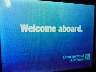 Welcome to Continental!