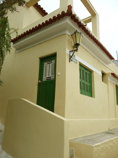 House in Athens