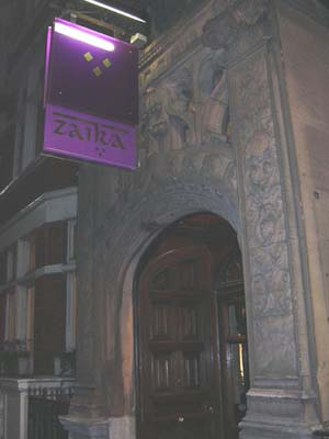 Excellent Indian fare at Zaika