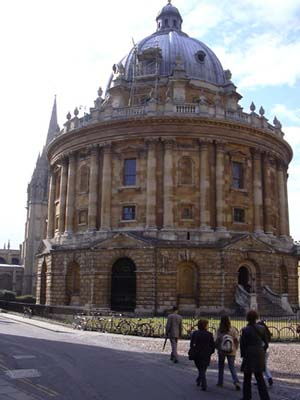 Building at Oxford