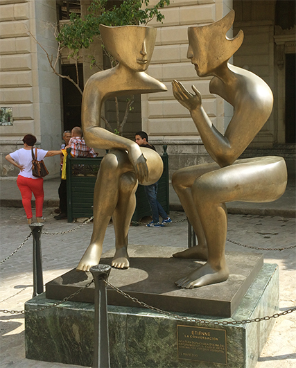 Art in Old Havana