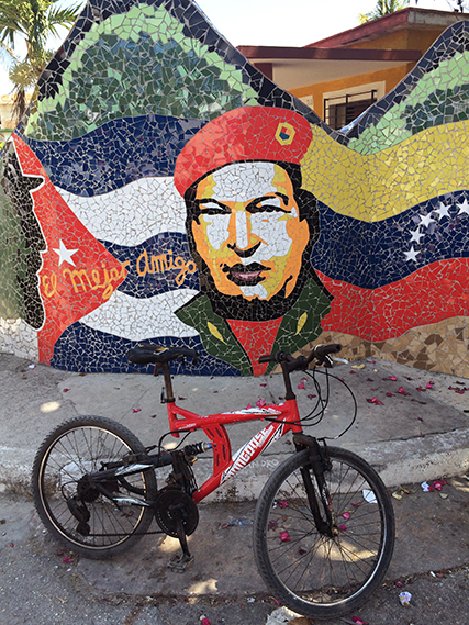 "Hugo Chavez - Cuba's ""best friend"""