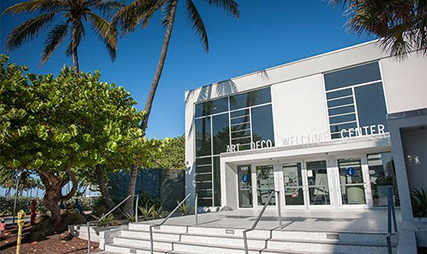 The Art Deco Musuem in South Beach