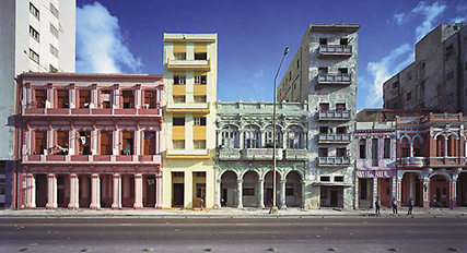 Decaying property in Havana
