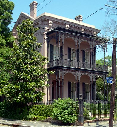 House in the Garden District