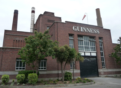 Guinness offices in Dublin