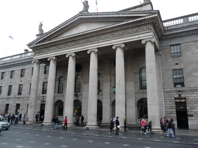 Historic Dublin Post Office
