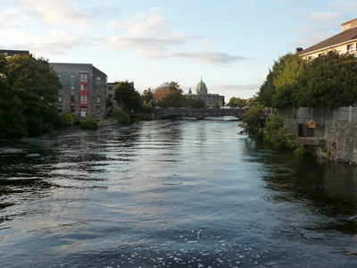 River in Galway