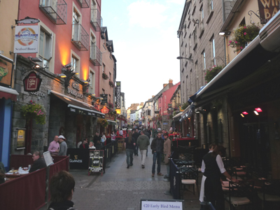 Old Town - Galway