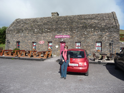 The Stone House restaurant in Dingle