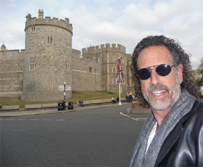 David at Windsor Castle