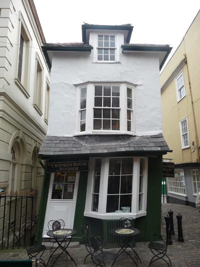 The Crooked House in Windsor