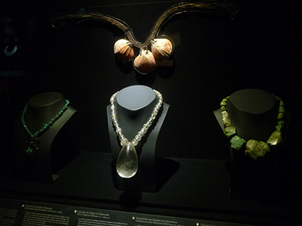 Priceless Peruvian artifacts at Museo Larco