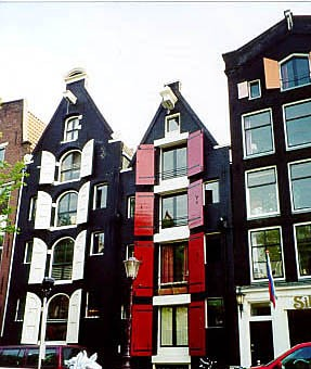 Lovely canal houses