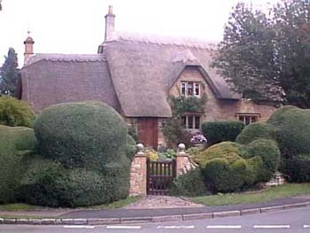 Home in the Cotswolds