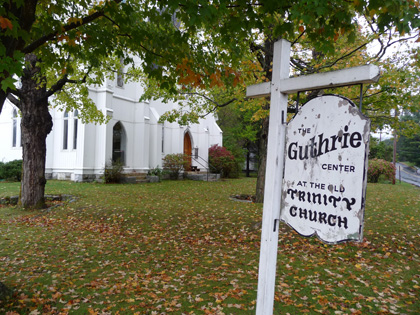 The Guthrie Center near Stockbridge, Mass.