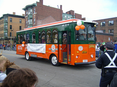 Old Town Trolley Tour in Beantown